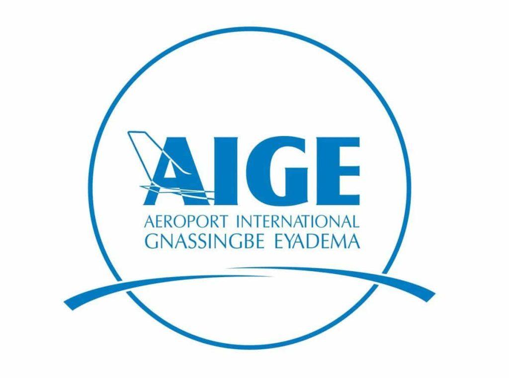 Identité visuelle de L'Aéroport International Gnassingbé Eyadema