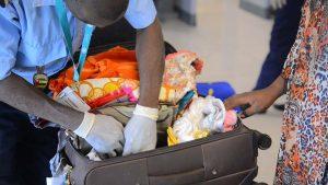 Procédure de Traitement des bagages à l'AIGE