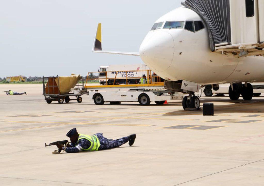 Un aéroport Sûr et Sécurisé