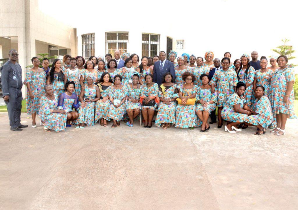 Célébration de la Journée Internationale des Droits de la Femme à la SALT.